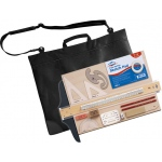 Alvin® S700 Scholastic Drawing Outfit: Drawing and Geometry Set, (model S700), price per each