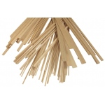 "Alvin® Bass Wood Strips 1/16 x 1/4: Strip, 50 Strips, 1/16"" x 1/4"", 24"", (model WS11614), price per 50 Strips"