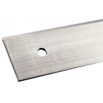 "Alvin® 1109 Series 24"" Tempered Stainless Steel Cutting Straightedge: Metallic, Steel, 24"", Straightedge"