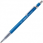 Staedtler® Lead Holder with Clip: HB, Black/Gray, 2mm, Lead Holder, (model 780BK), price per each