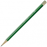 Kimberly® Drawing Pencil 2B: Black/Gray, 2B, Drawing, (model 525G-2B), price per dozen (12-pack)