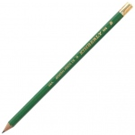 Kimberly® Drawing Pencil B: Black/Gray, B, Drawing, (model 525G-B), price per dozen (12-pack)