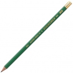 Kimberly® Drawing Pencil HB: Black/Gray, HB, Drawing, (model 525G-HB), price per dozen (12-pack)