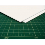 "Taskboard® White Taskboard sheets 1/16"" thick 20"" x 30"" - 50/Bx: White/Ivory, Sheet, 50 Sheets, 20"" x 30"", (model TB1250-W), price per 50 Sheets box"