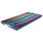 "Alvin® 12"" Plastic Superflex Rulers Display Assortment: Plastic, 12"", Ruler, (model FL14D), price per each"