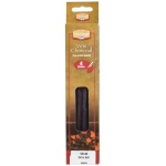 Heritage Arts™ Vine Charcoal Extra Soft 4-Pack Set: Black/Gray, Extra Soft, Stick, Vine, (model VH4XS), price per pack
