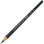Prismacolor® Ebony Sketching Pencils: Black/Gray, Drawing, (model FC6325), price per dozen (12-pack)
