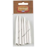 "Heritage Arts™ Tortillions Variety 6-Pack: 1/4"" x 2 3/4"", 5/16"" x 3 3/4"", 9/32"" x 3"", Tortillion, (model TORT-6), price per pack"