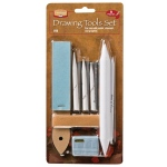 Heritage Arts™ Drawing Tools Set: Drawing Tools, (model DTS), price per set