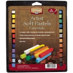 Heritage Arts™ Artist Grade Soft Essential 24-Color Pastel Set: Multi, Stick, Soft