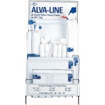 Alvin® Alva-Line Tracing Paper Display: Roll, Sheet, Multi, (model 6855D), price per each