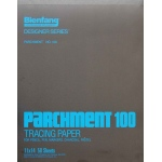 "Bienfang® 11"" x 14"" Parchment Tracing Pad: Pad, 50 Sheets, 11"" x 14"", Tracing"