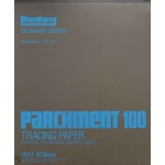 "Bienfang® 14"" x 17"" Parchment Tracing Pad: Pad, 50 Sheets, 14"" x 17"", Tracing, (model 240142), price per 50 Sheets pad"