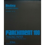 "Bienfang® 9"" x 12"" Parchment Tracing Pad: Pad, 50 Sheets, 9"" x 12"", Tracing, (model 240121), price per 50 Sheets pad"