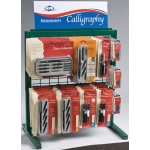 Manuscript Calligraphy Display: Calligraphy, (model MC10D), price per each