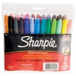 Sharpie Fine Point Permanent Marker 24-Color Set