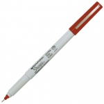 Sharpie® Ultra Fine Point Red Permanent Marker: Red/Pink, Fine Nib