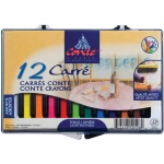 Conte™ Crayon 12-Color Assorted Set: Multi, Stick, (model C50128), price per set