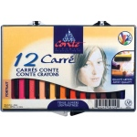 Conte™ Crayon 12-Color Portrait Set: Multi, Stick, (model C50129), price per set