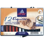 Conte™ Crayon 12-Color Classic Set: Multi, Stick, (model C50150), price per set
