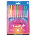 Gelly Roll® MoonLight™ Gel Pen 10-Pack: Multi, Gel, 1mm, (model 38176), price per each