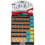 Pentel® Super Hi-Polymer® Lead Display (Large): Multi, Lead, (model HP36D), price per each