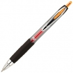 Uni-Ball® 207™ Signo Colored Retractable Gel Pen Orange: Orange, (model SN1754850), price per each