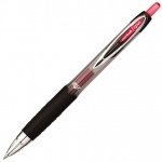 Uni-Ball® 207™ Signo Colored Retractable Gel Pen Red: Red/Pink, Gel, Retractable