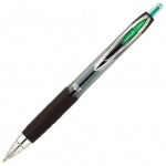 Uni-Ball® 207™ Signo Colored Retractable Gel Pen Green: Green, Gel, Retractable, (model SN1754847), price per each