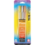 Gelly Roll® Metallic Gel Pen 3-Pack: Metallic, Multi, Gel, 1mm, (model 57387), price per pack