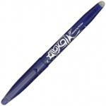 Pilot®  Frixion Ball Erasable Gel Pen Blue: Blue, Gel, Fine Nib, (model FX7-BLU), price per each