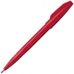 Pentel® Sign Pens™ Red: Red/Pink, Water-Based, Fine Nib, (model S520-B), price per each