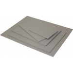 "Speedball® Red Baron 6"" x 8"" Gray Linoleum Block Unmounted: Black/Gray, Linoleum, No, 6"" x 8"", 1/8"", Block"