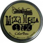 ColorBox® Mix'd Media Inx™ Mossy Pigment Ink Pad: Green, Pad, Pigment, Refillable