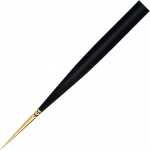 Princeton Best Synthetic Sable Miniature Watercolor and Acrylic Mini Brush Monogram 20/0