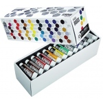 Liquitex® Basics Acrylic 48-Color Set: Multi, Tube, 22 ml, Acrylic