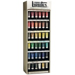 Liquitex® Basics Acrylic Color Assortment: Multi, Tube, 4 oz, Acrylic, (model 1010460), price per each