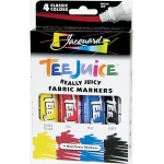 Jacquard Tee Juice™ Fabric Marker Set 1: Multi, Marker, Fabric, (model PENBX01), price per set