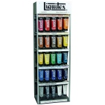 Liquitex® Basics Acrylic Color Assortment: Multi, Tube, 8.5 oz, Acrylic, (model 1043851), price per each