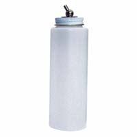 Paasche Model H 8 oz. Plastic Bottle Assembly